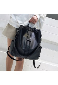 Ready Stock ISALES Korean WOMAN Backpack Travel Casual Bag