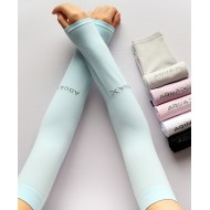 Ready stock Korea AQUA-X Cooling Arm Sleeves