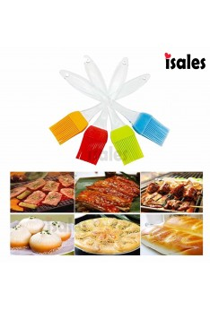 ISALES 1 PCS Silicone Brush Oil Butter BBQ Brush