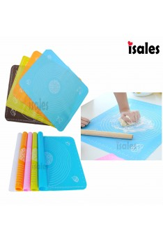 Non-stick Mat silicone mat for oven dough rolling 30x40cm food grade silicone kitchen baking pastry tools for cakes