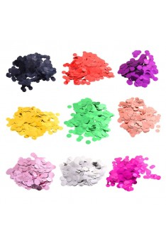 10g Paper Confetti for Bubble Transparent Balloon Wedding Birthday Party Supplies