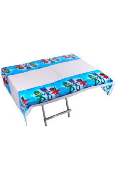 ISALES PJ (L163) Tablecloth Table Cover Kids Party Event Decorations